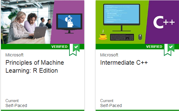 Microsoft Free Online Courses with certificate
